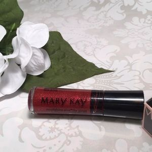 NEW Mary Kay Red Passion nourishine plus gloss!